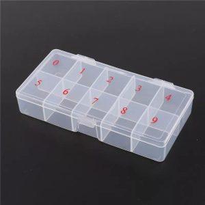 transparent Tip Box